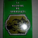 MIHAI TATARAM (dedicatie/ semnatura) LA MARGINE DE BUCURESTI, 1983