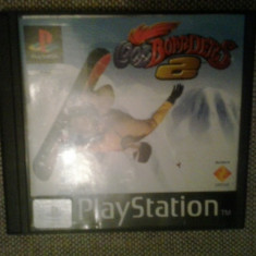 Cool Boarders 2 - Joc Playstation 1 PS1 PS One PSX ( GameLand ), Sporturi, 3+, Multiplayer