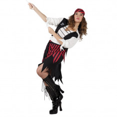 Costum Halloween - Costum Pirat Suzy M pentru femei - Carnaval24