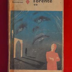 Carte - Torente - Marie-Anne Desmarest vol.2 (Colectia: Romanul de dragoste) #50 - Roman dragoste