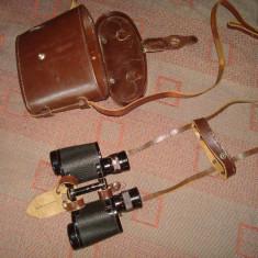 Binoclu militar/ofiter/ anii '40/IOR Romania Regalista/colectie/armata/razboi