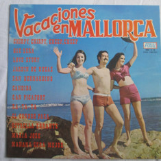 Vacaciones En Mallorca _ vinyl(LP, compilatie) Spania - Muzica Latino Altele, VINIL