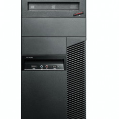 Calculator second hand Lenovo ThinkCentre M92p Core i5-3550 3.3GHz 8Gb DDR3 500Gb HDD SATA DVD- RW Tower - Sisteme desktop fara monitor