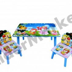 Masuta/scaun copii - Masuta si scaune pentru copii 2547-20