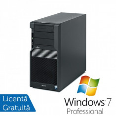 Sisteme desktop fara monitor - Gaming PC Ultimate Enthusiast Level Fujitsu CELSIUS R570, Intel Xeon Six Core X5650 2.66Ghz, 16Gb DDR3 ECC, 300Gb SSD + 2Tb SATA, DVD-RW, Placa v