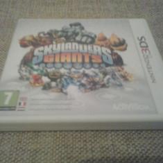 Skylanders Giants - Joc Nintendo 3DS ( GameLand ) - Jocuri Nintendo 3DS, Actiune, Toate varstele, Single player
