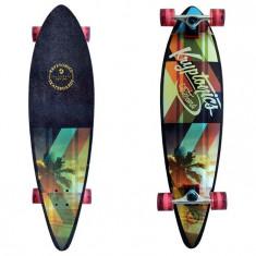 """Skateboard - Longboard Kryptonics Slanted 37""""/94cm"""