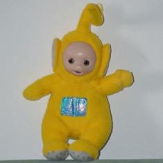 Jucarie plus Laa-Laa Personaj Teletubbies, 20 cm, galben, - Jucarii plus