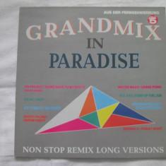 Various – Grandmix In Paradise _ vinyl(LP) Germania - Muzica House Altele, VINIL