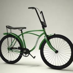 Bicicleta de oras - Pegas Strada 1 - 3 viteze, Verde Natura
