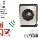 Aparat ultrasunete - Aparat cu ultrasunete impotriva rozatoarelor si insectelor taratoare Pestmaster AG250