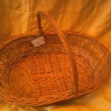 Gradinarit - Cos din nuiele cu maner