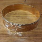 brățară aur 18 karate