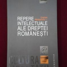 Cristian Patrasconiu - Repere intelectuale ale dreptei romanesti - 338982 - Carte Politica