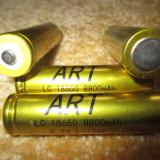Baterie Aparat foto - Acumulator lanterna li- ion UltraFire18650 4, 2V 4800 mAh reincarcabila