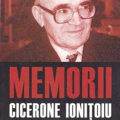 Cicerone Ionitoiu - Memorii, vol. 1 - 509594 - Biografie