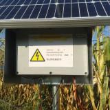 Gradinarit - Gard electric cu incarcare solara
