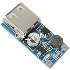 DC-DC Converter Step Up Boost Module USB Charger 0.9-5V to 5V 600mA (FS00155)