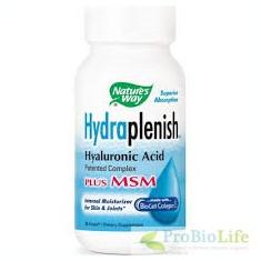 HYDRAPLENISH PLUS MSM 60CPS-Par si Unghii - Remediu din plante