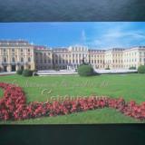 Palatul Schönbrunn Viena  -  Carnet filatelic.