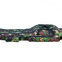Geanta lansete 3 compartimente OC B1 Lungime 90 cm Old Camouflage