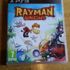 JOC PS3 RAYMAN ORIGINS ORIGINAL / by WADDER - Jocuri PS3 Ubisoft, Arcade, 3+, Multiplayer
