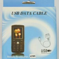 Cablu date Sony Ericsson K750 - Cablu de date