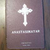 Carti bisericesti - Anastasimatar. Prelucrarea dupa Dimitrie Suceveanu de Victor Ojog (1996)