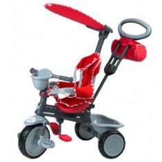 Tricicleta copii - Tricicleta 111 Enjoy Rosu DHS