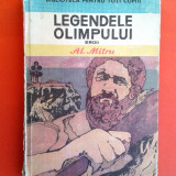 Legendele Olimpului EROII Alexandru Mitru
