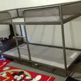 Pat dormitor - Pat suprapus/ supraetajat copii si/ sau adulti