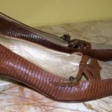 Pantofi dama marca Peter Kaiser marimea 4 ( echivalent 37 european) (P458_1)