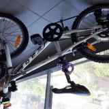 Mountain Bike Felt, 16 inch, 20 inch, Numar viteze: 7 - Bicicleta Felt. Stare foarte buna. Ciclocomputer. Cric. Sa si pedale noi.