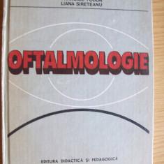 Oftalmologie-Francisc Fodor si Liana Sireteanu - Carte Oftalmologie