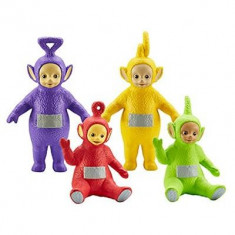 Set 4 Figurine Teletubbies Family Pack