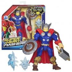 Jucarie Marvel Super Hero Mashers Thor Figure - Figurina Desene animate