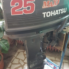 Motor Barca Outboard Tohatsu 25CP