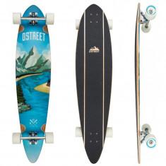 """Skateboard - Longboard D STREET Journey Freedom 43""""/109cm"""