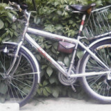 Bicicleta Mountain Bike CrossBike, 22 inch, 27.5 inch, Numar viteze: 21