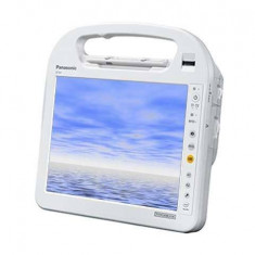 Laptop second hand Panasonic Toughbook CF-H1 Atom Z540 1.87GHz 2GB DDR2 64GB SSD 10.4inch Dublu Touchscreen Webcam LED Scaner 2D - Laptop Panasonic
