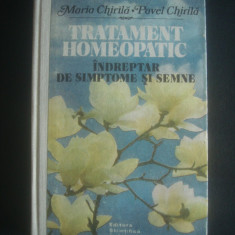 MARIA CHIRILA * PAVEL CHIRILA - TRATAMENT HOMEOPATIC