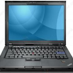 LAPTOP LENOVO THINKPA T400 Core2Duo P8400 2.26Ghz/2GB/160GB+ALIMENTATOR/GARANTIE, Thinkpad, Intel Core 2 Duo, 2001-2500 Mhz, Sub 15 inch