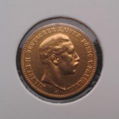 E.002 - GERMANIA - 10 MARK 1898 A - MONEDA AUR, Europa, An: 1898