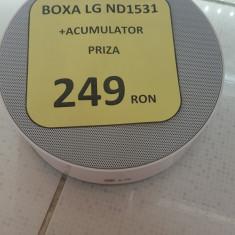 BOXA LG ND1531 (LEF) - Boxa portabila