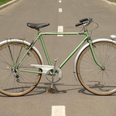 Peugeot PLX-40 - Bicicleta retro, 22 inch, 26 inch, Numar viteze: 3