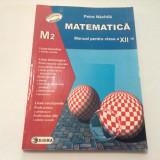 Petre Nachila - Matematica manual pentru clasa a XII a M2, P3 - Manual scolar, Clasa 12