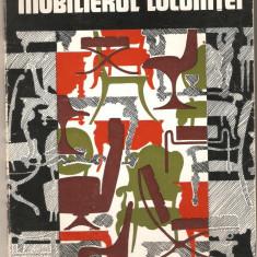 Nicolae Cucu-Mobilierul Locuintei - Carte Hobby Amenajari interioare