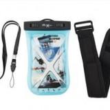 Carcasa telefon - Natec Waterproof Case (Arm/Neck) Natec Extreme Media X2 for Smartphone, blue