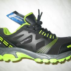 Pantofi sport impermeabil fete WINK;cod LF6182-2(ciclam);-3(lime);marime:36-40 - Adidasi dama Wink, Marime: 37, 39, 41, Culoare: Negru, Textil