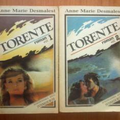 Roman - N7 Torente - Marie-Anne Desmarest (volumul 1 si volumul 2)